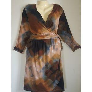 Dresses & Skirts - Plus Size Wrap Dress